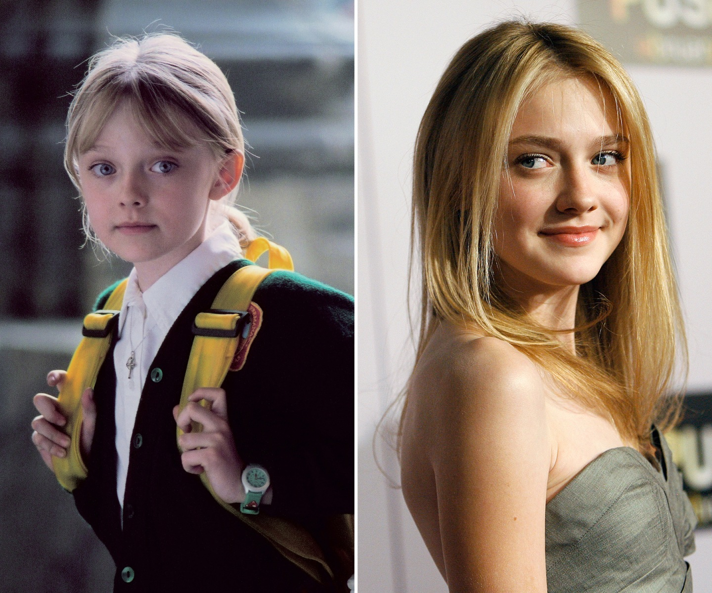 Former Child Stars Then & Now