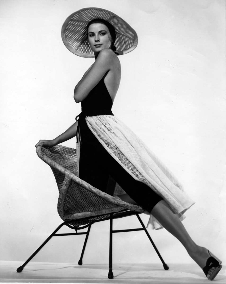 Princess Grace Exhibit Highlights Icon S Personal Style