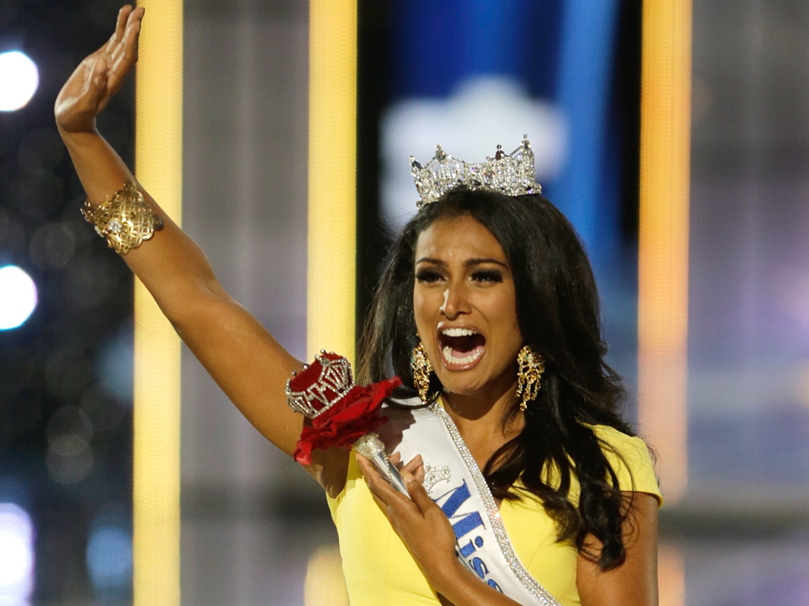 New Miss America & # x27; s Indian heritage sparks racist comments - TODAY.com