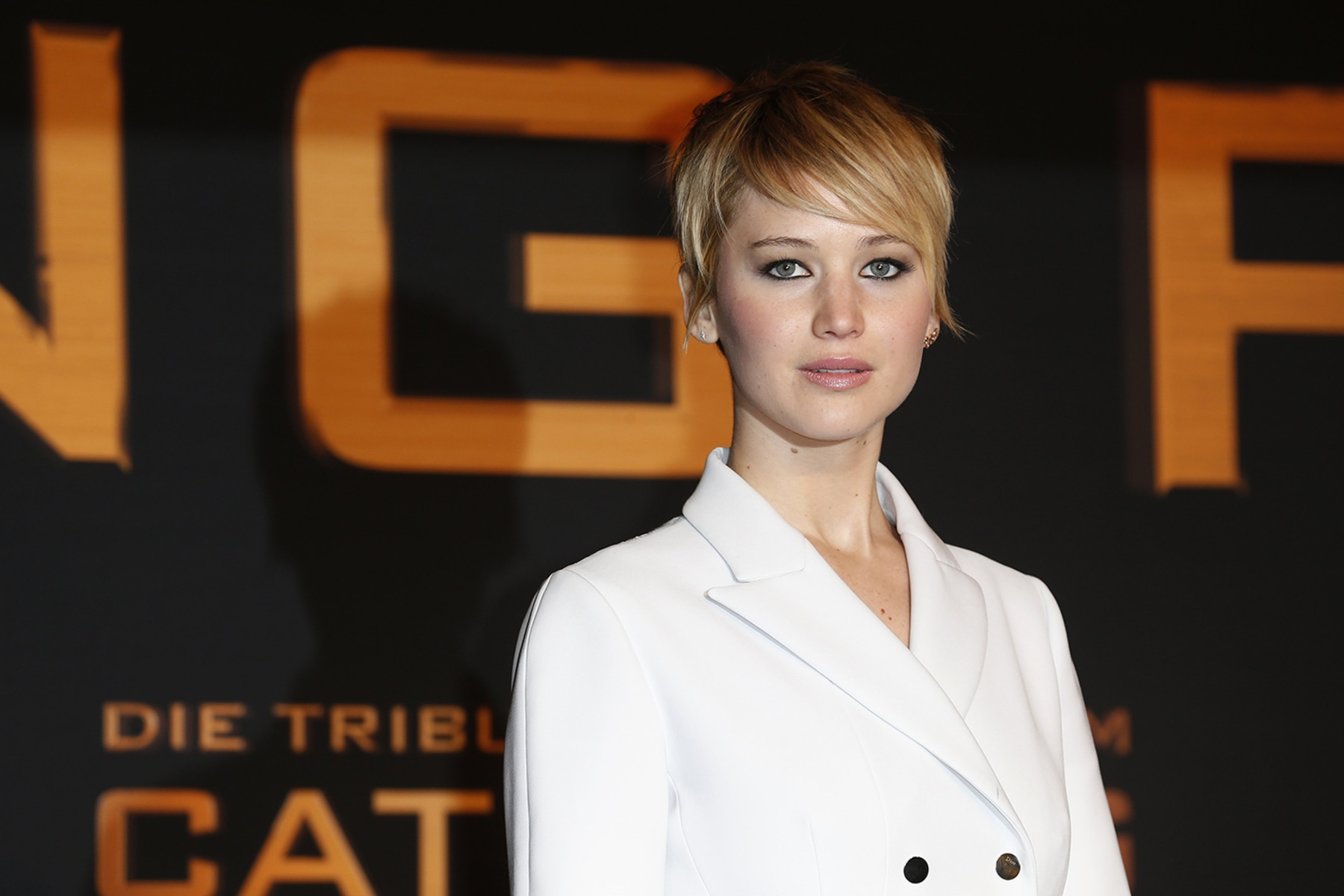 Image: BESTPIX -  'The Hunger Games - Catching Fire' Germany Premiere