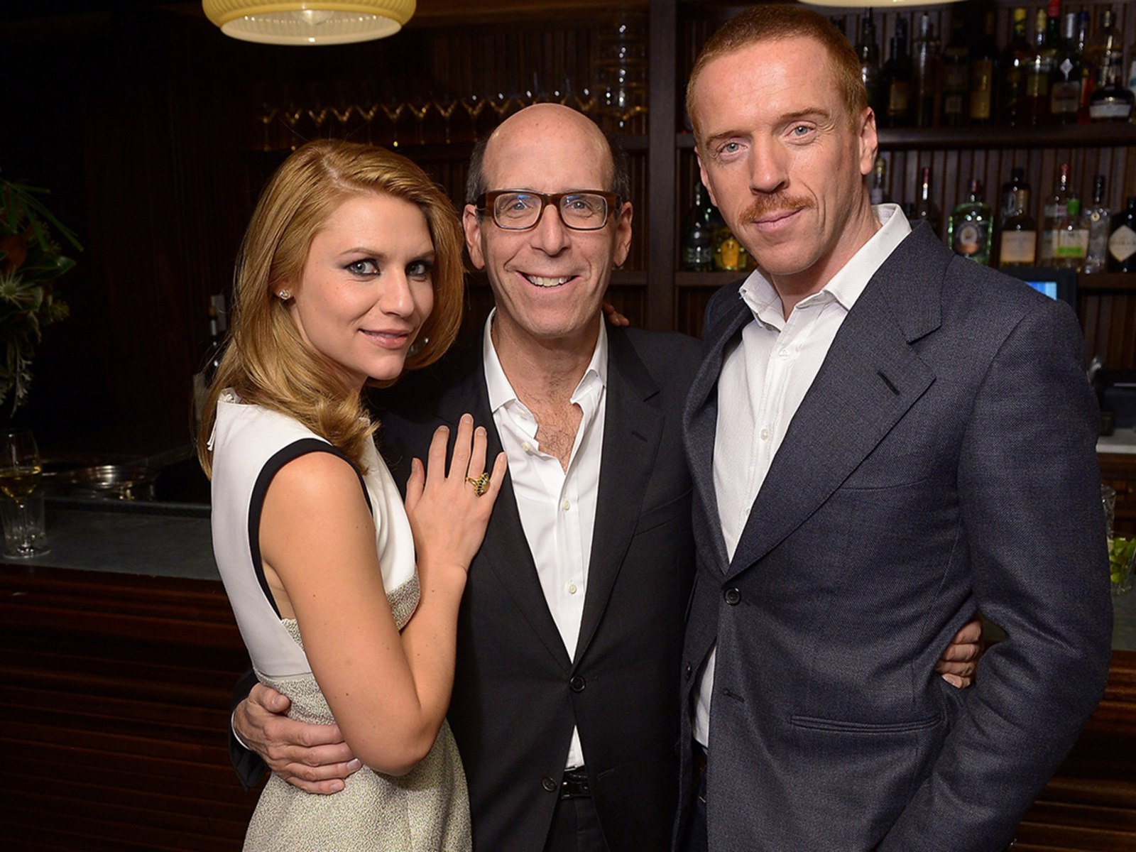 "Image: Private Reception & Screening of Showtime's ""Homeland"""