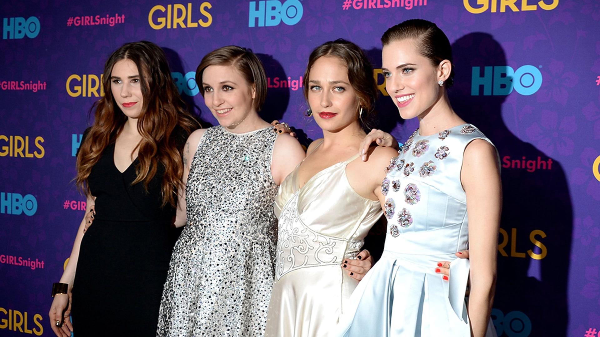 "Image: ""Girls"" Season Three Premiere - Arrivals"