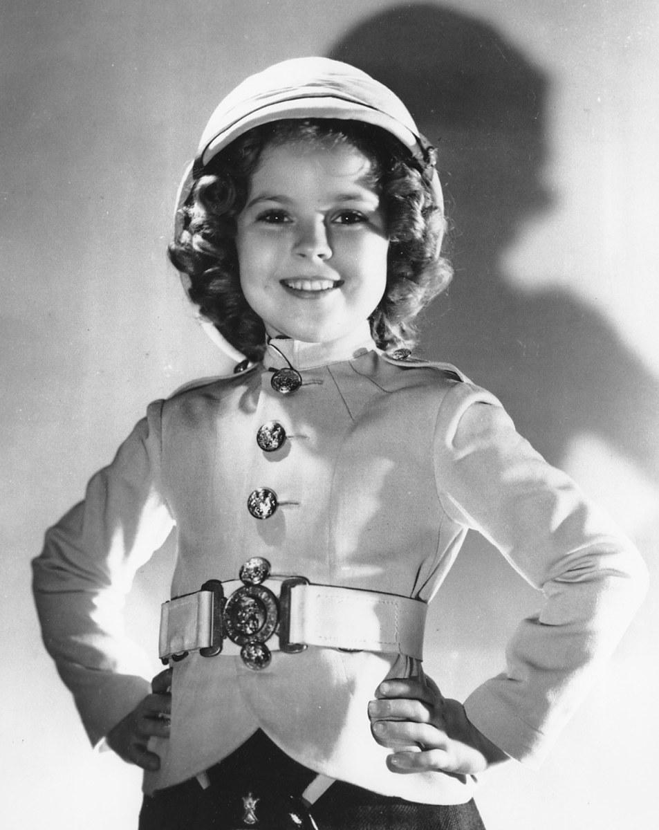 Shirley Temple Black: 1928 – 2014 - TODAY.com