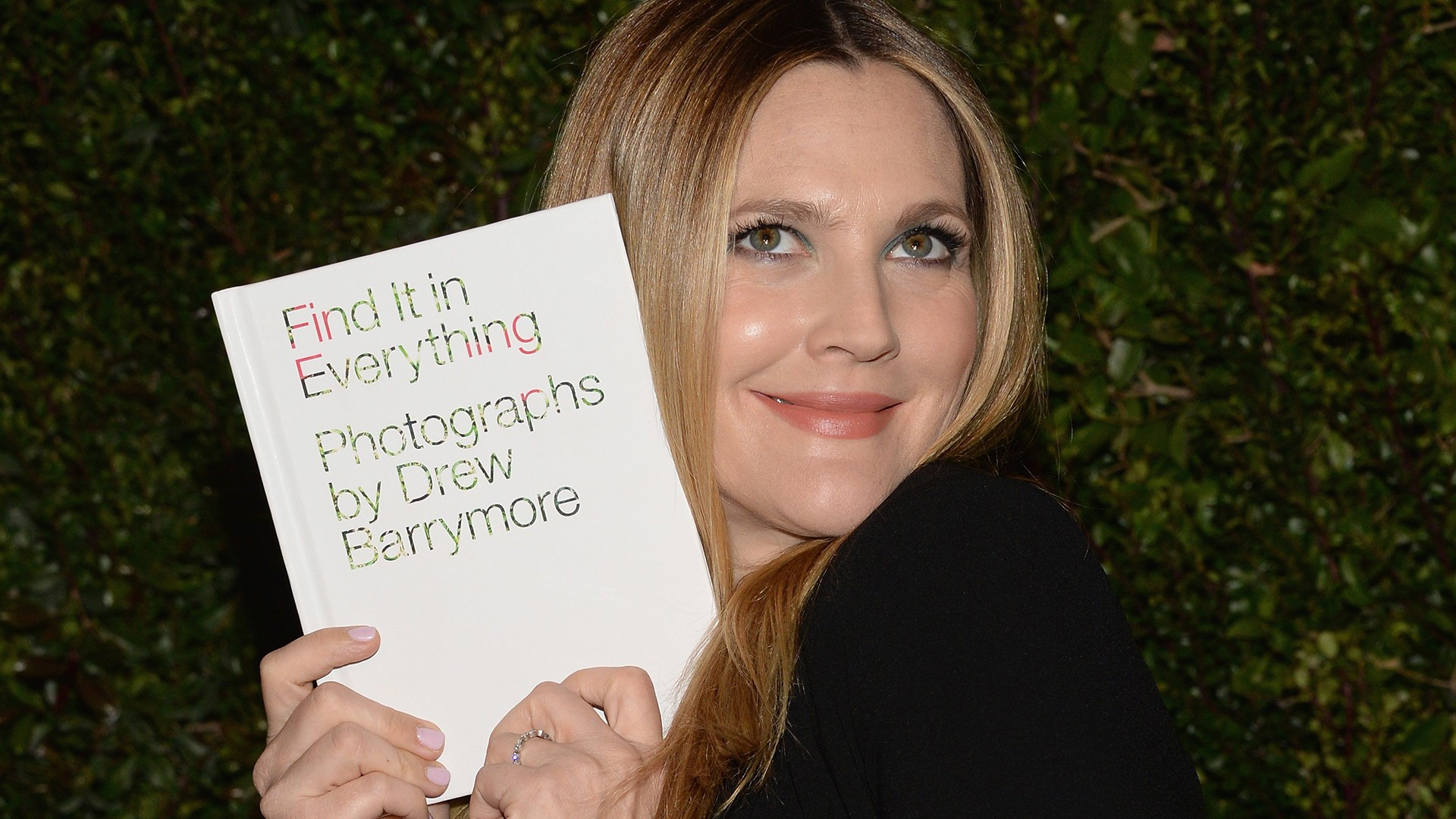 "Image: Chanel Celebrates The Release Of Drew Barrymore's Photo Book ""Find It In Everything"""