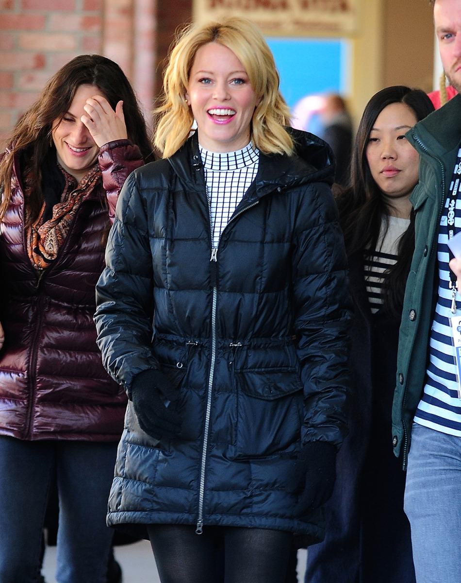 Image: Celebrity Sightings In Park City - January 21, 2014
