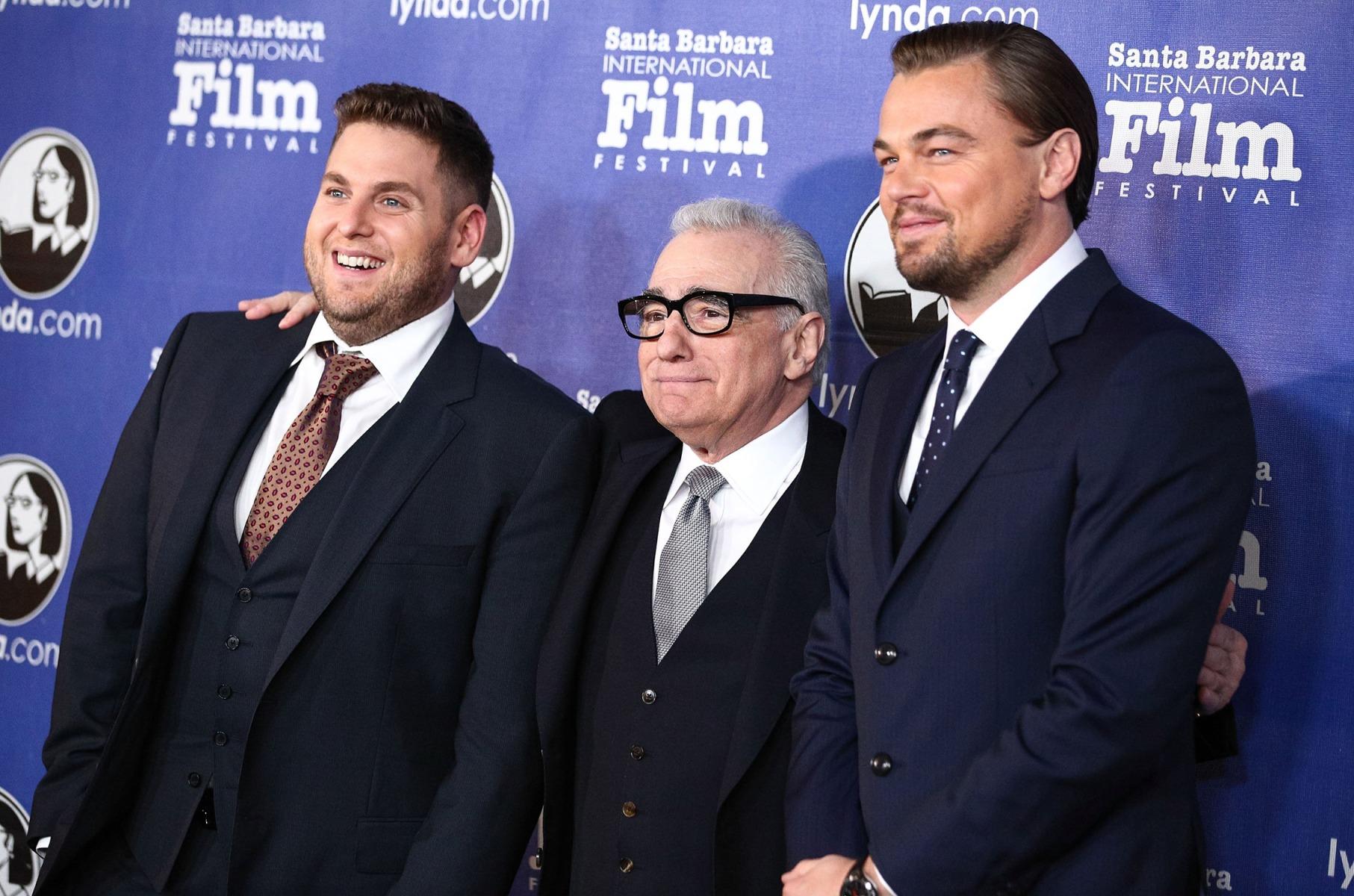 Image: 29h Annual Santa Barbara International Film Festival - Cinema Vanguard Award Honoring Martin Scorsese And Leonardo DiCaprio