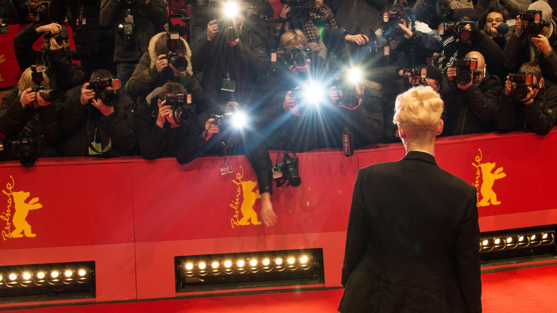 Image: 'The Grand Budapest Hotel' Premiere - 64th Berlinale International Film Festival