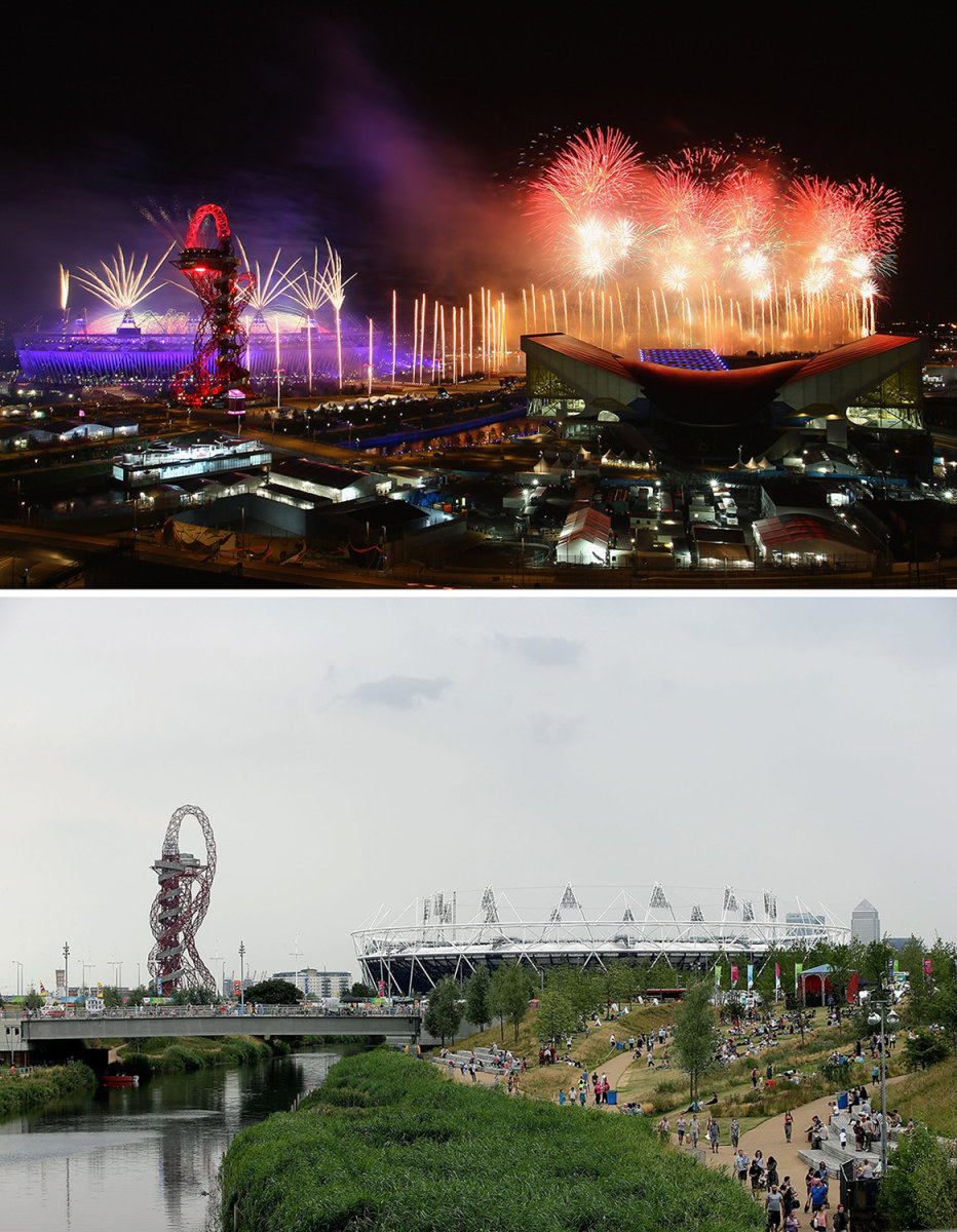 What Happens To Olympic Venues After The Torch Goes Out