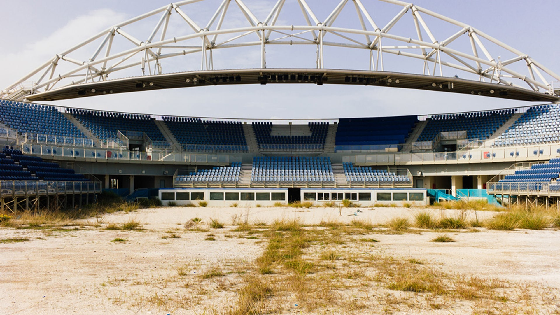 2016 Rio Olympics Venues 39 Apocalyptic Condition Just A