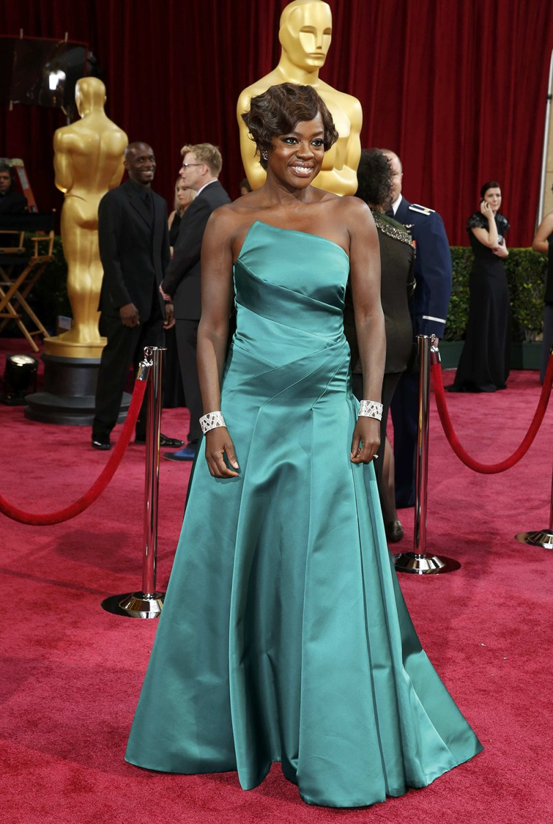 Thirteen stars who changed dresses for the Vanity Fair Oscars party ...