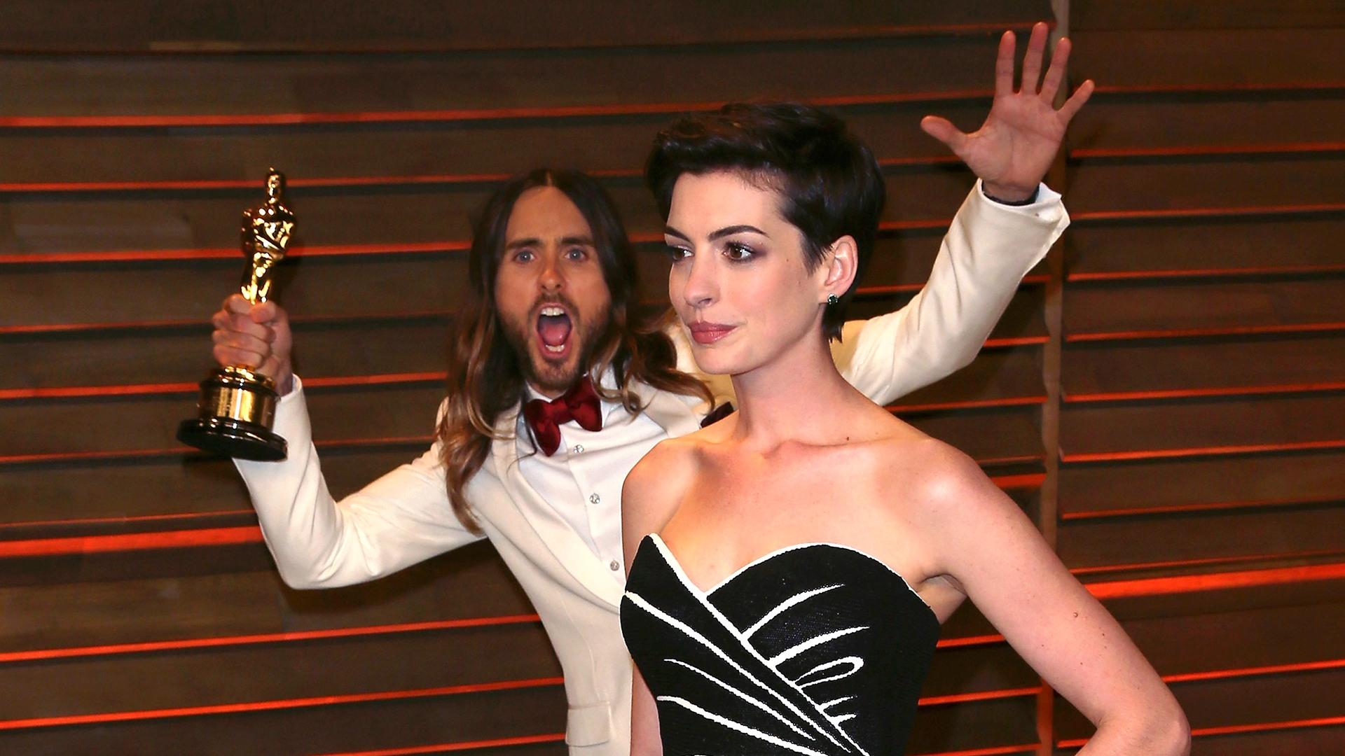 Image: 2014 Vanity Fair Oscar Party Hosted By Graydon Carter - Arrivals