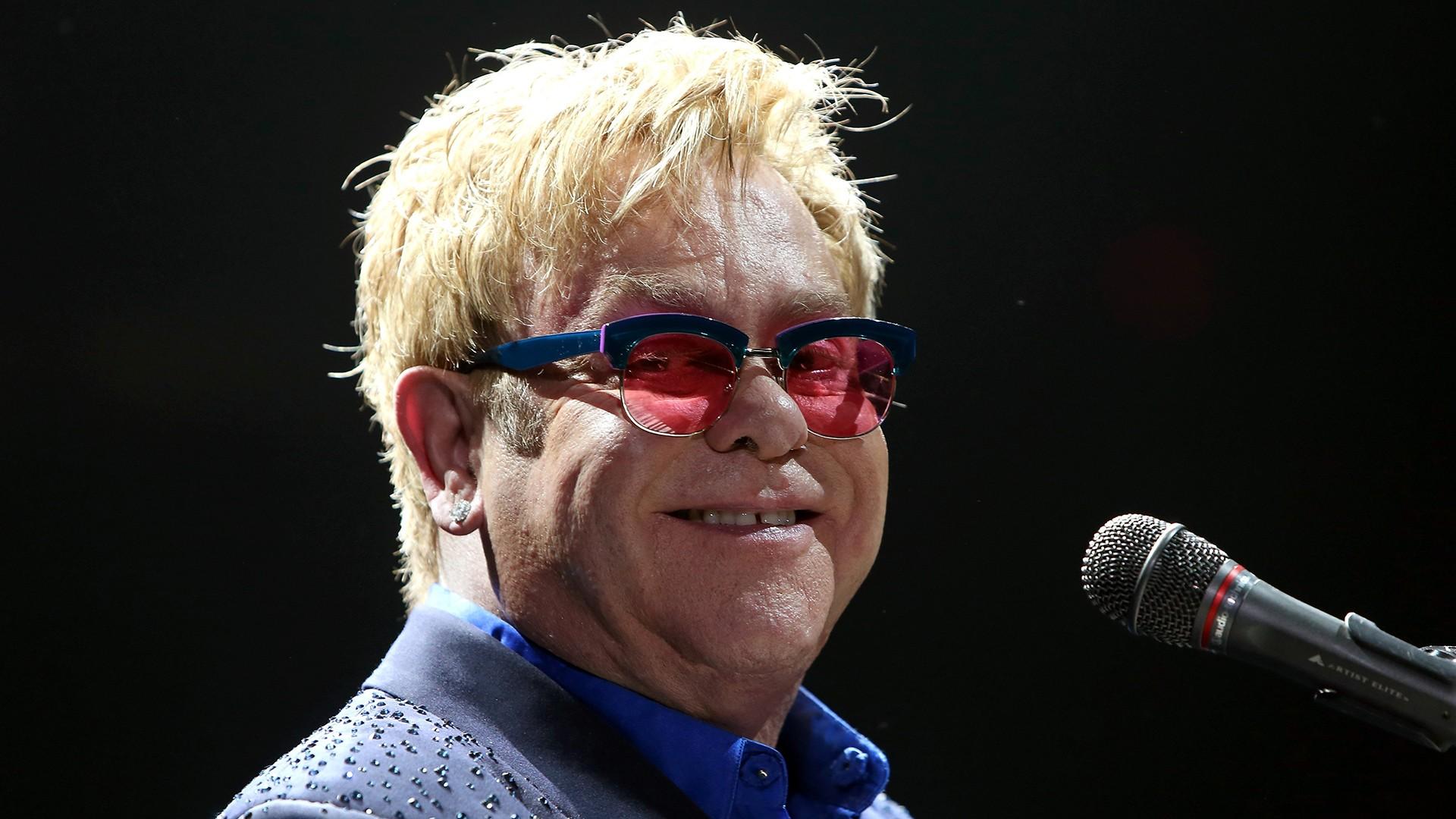 Image: Elton John In Concert - New York, New York