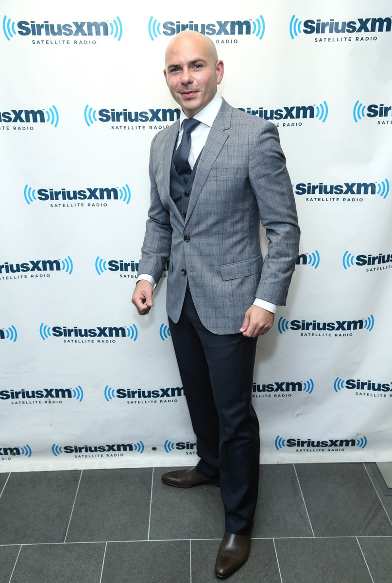 Image: Celebrities Visit SiriusXM Studios - April 1, 2014
