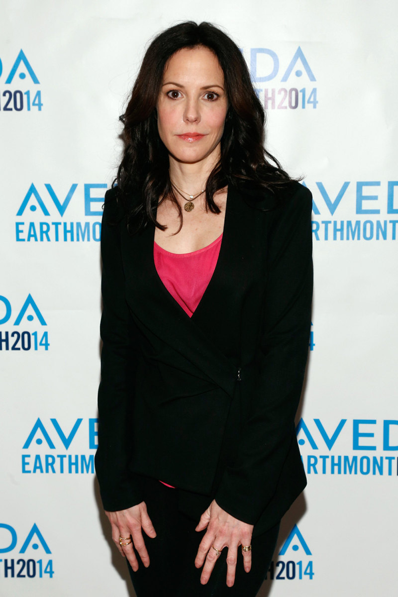 Image: Mary-Louise Parker Supports Aveda Earth Month 2014