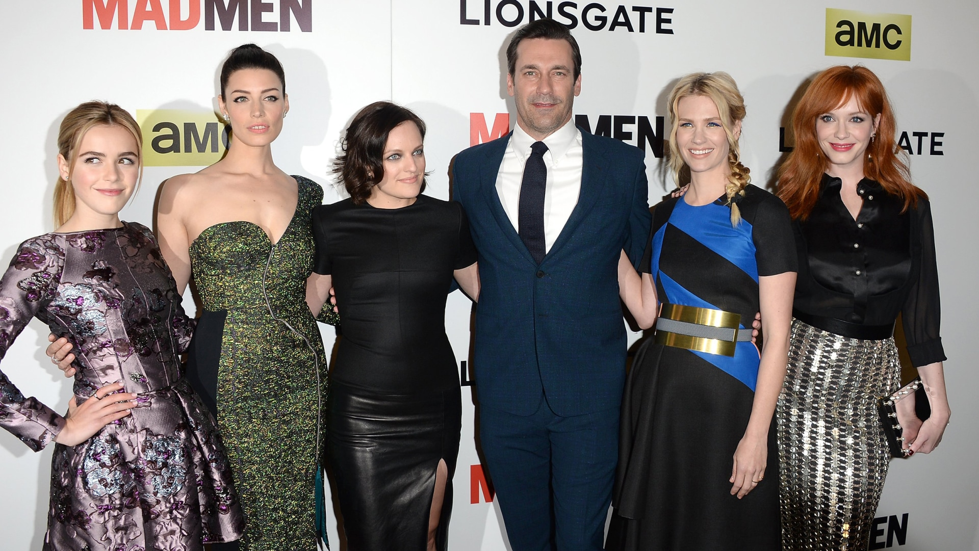 "Image: AMC Celebrates The Season 7 Premiere Of ""Mad Men"" - Arrivals"