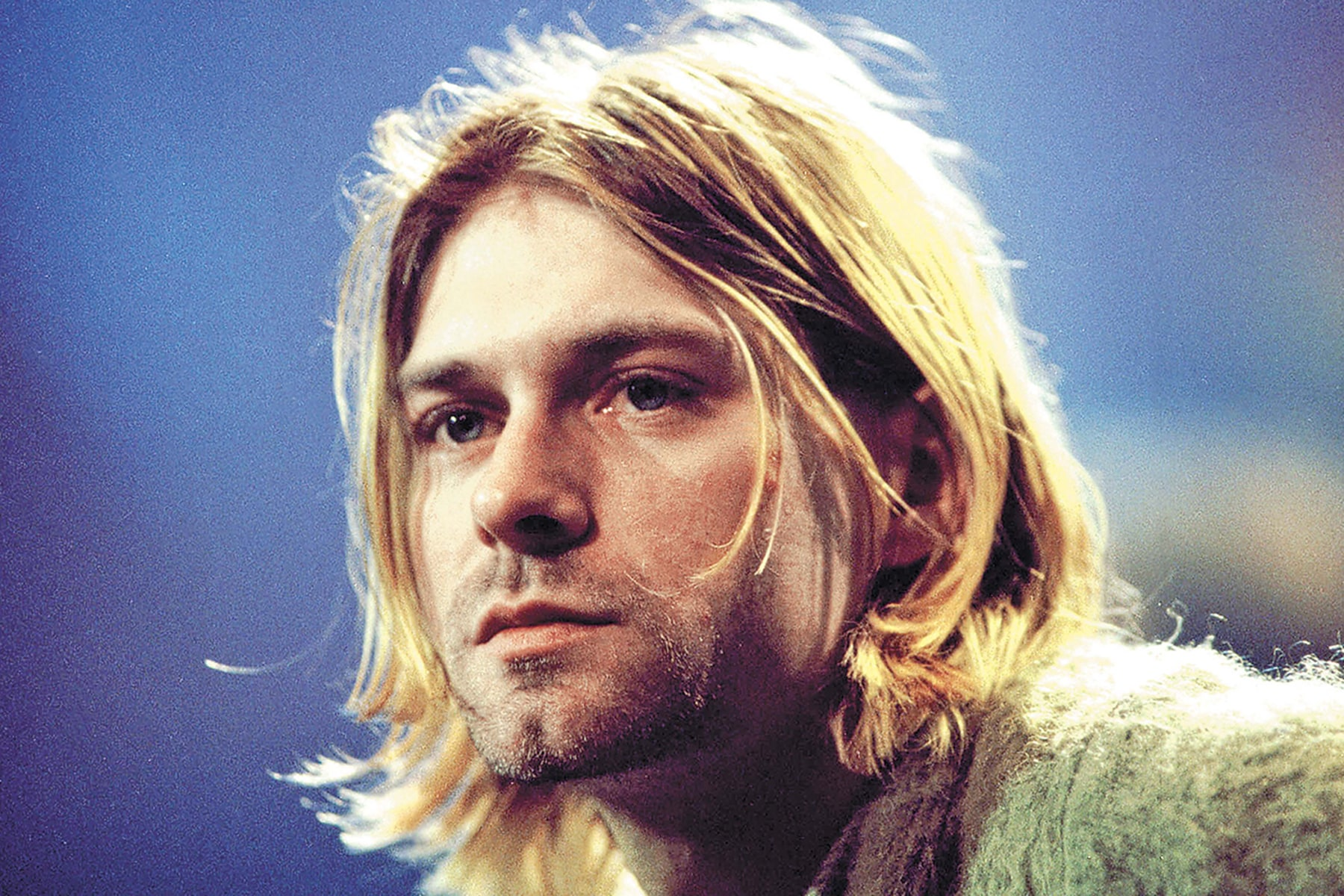 Bildresultat för kurt cobain mtv unplugged
