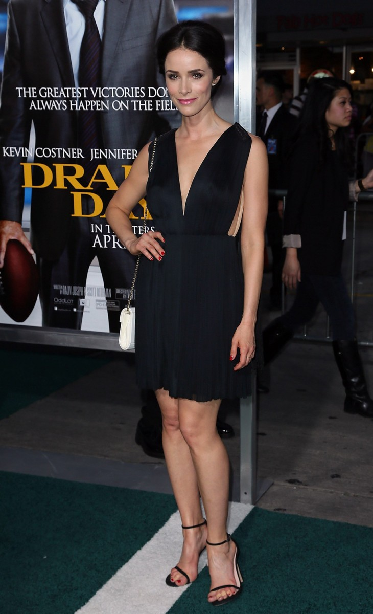 """Image: Premiere Of Summit Entertainment's """"Draft Day"""" - Arrivals"""