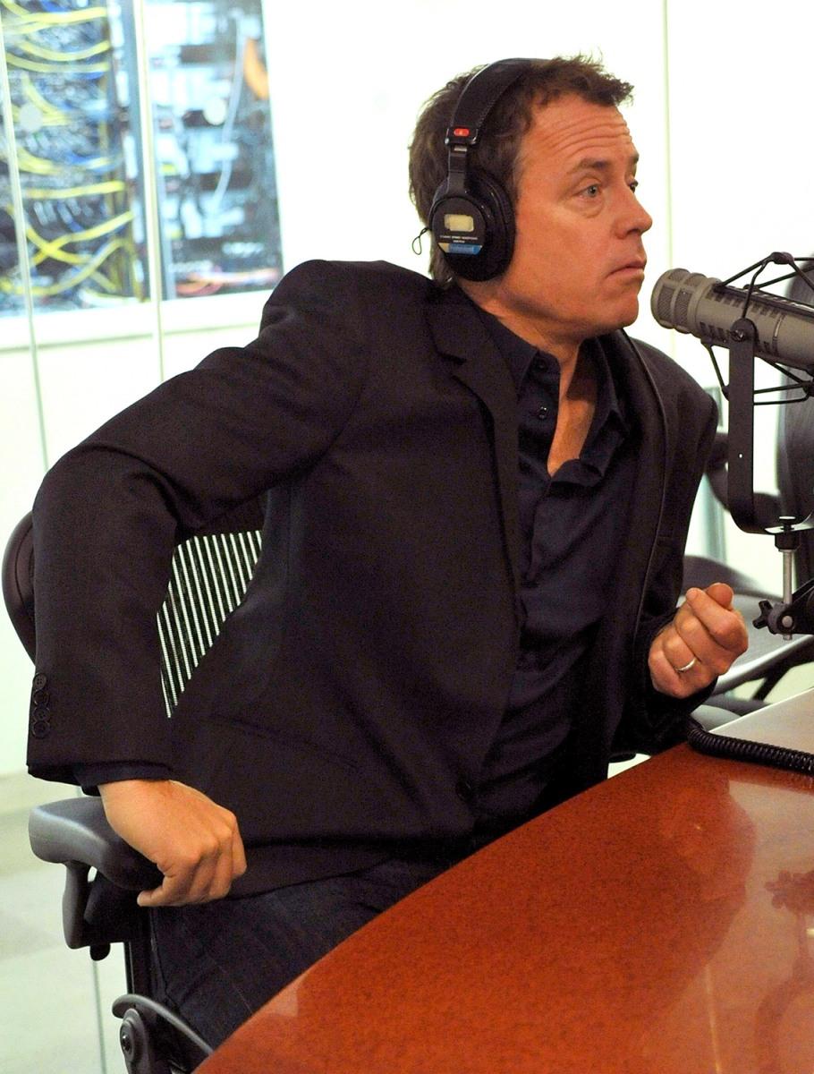 Image: Celebrities Visit SiriusXM Studios - April 8, 2014