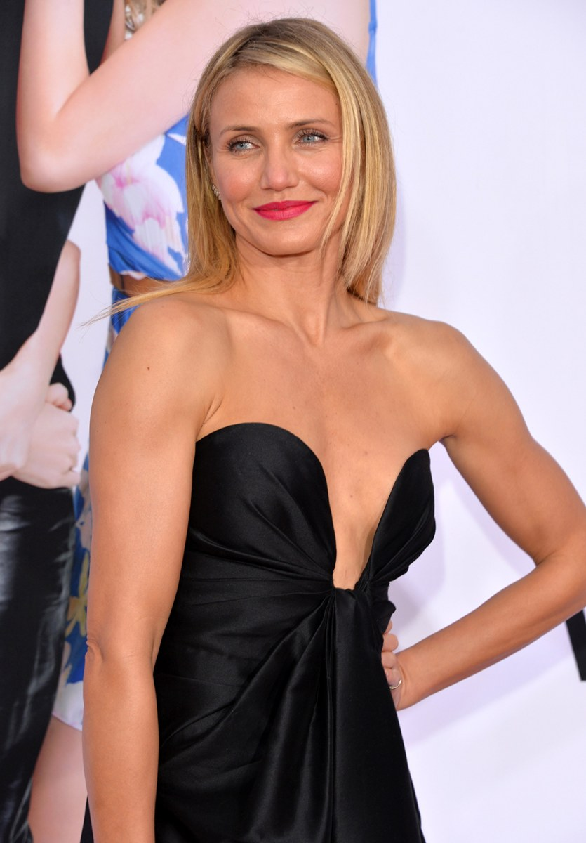 Cameron Diaz is 'The Other Woman,' and more Celeb ... Cameron Diaz