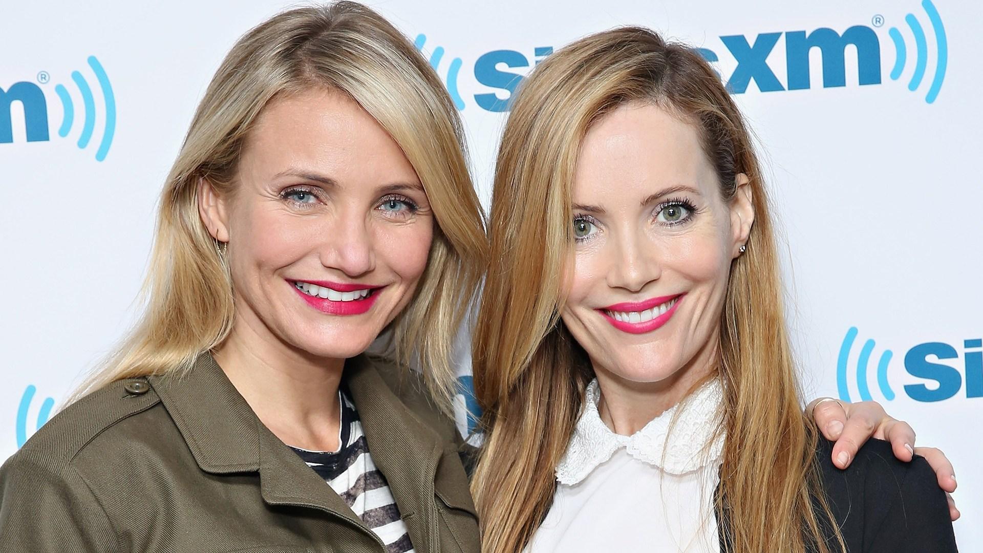 Image: Celebrities Visit SiriusXM Studios - April 23, 2014