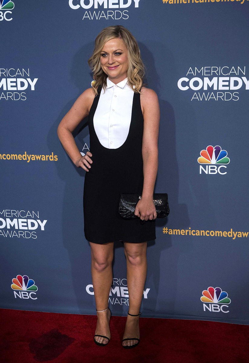 Image: Actress Poehler attends the American Comedy Awards in New York