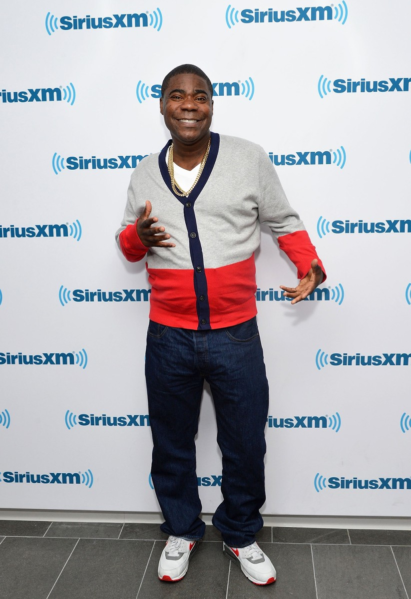 Image: Celebrities Visit SiriusXM Studios - May 5, 2014