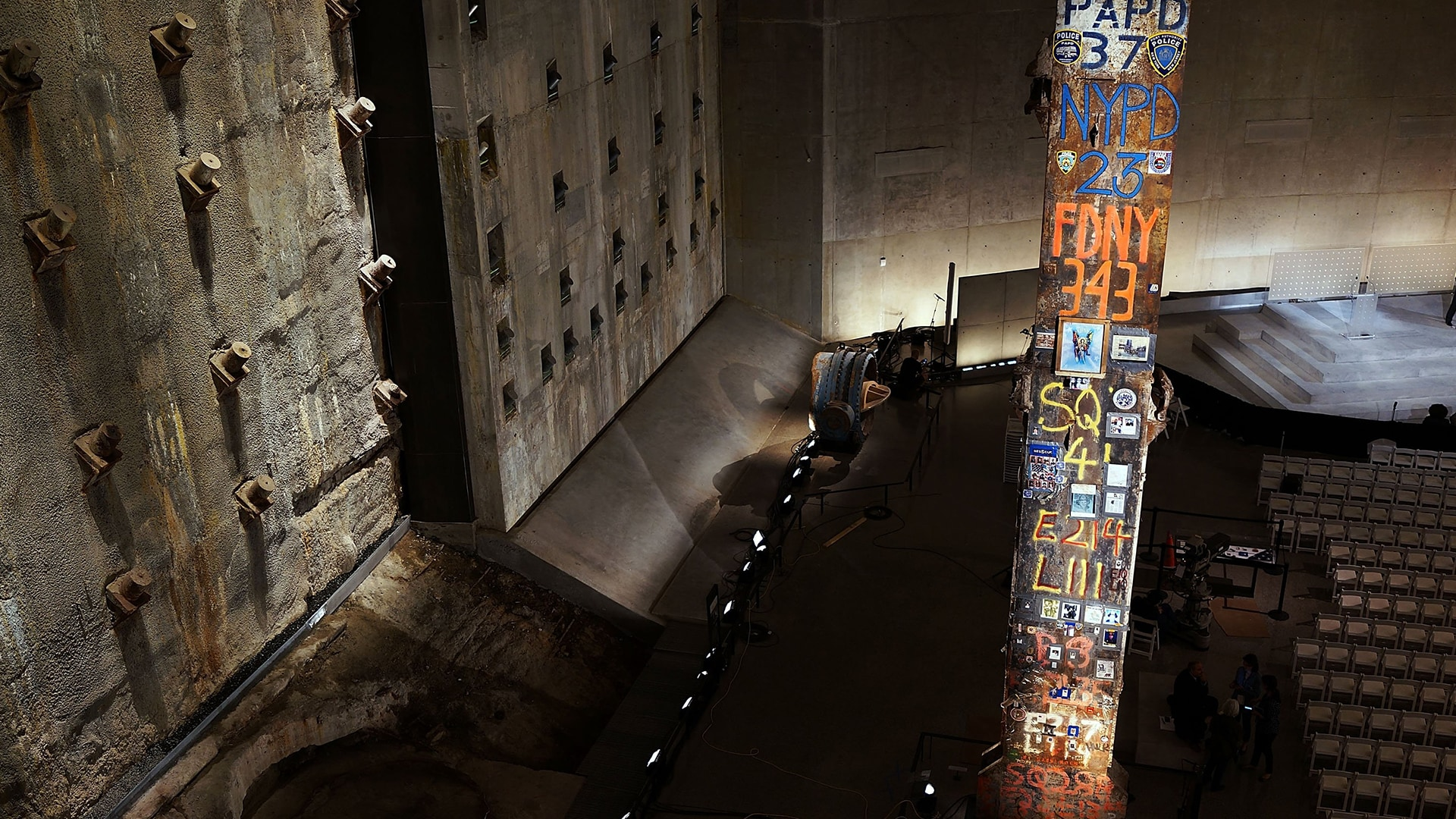 Image: New September 11th Memorial Museum Holds Preview For Media
