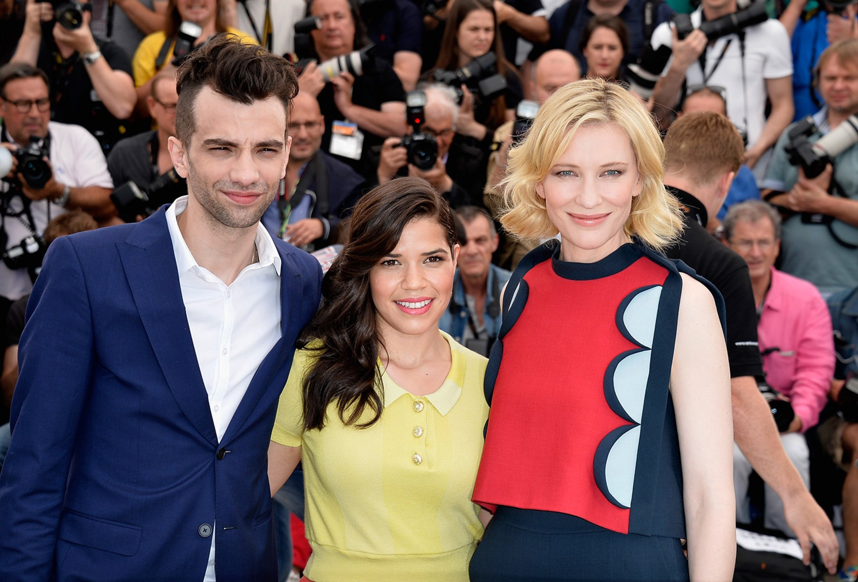 "Image: ""How to Train Your Dragon 2"" Photocall - The 67th Annual Cannes Film Festival"