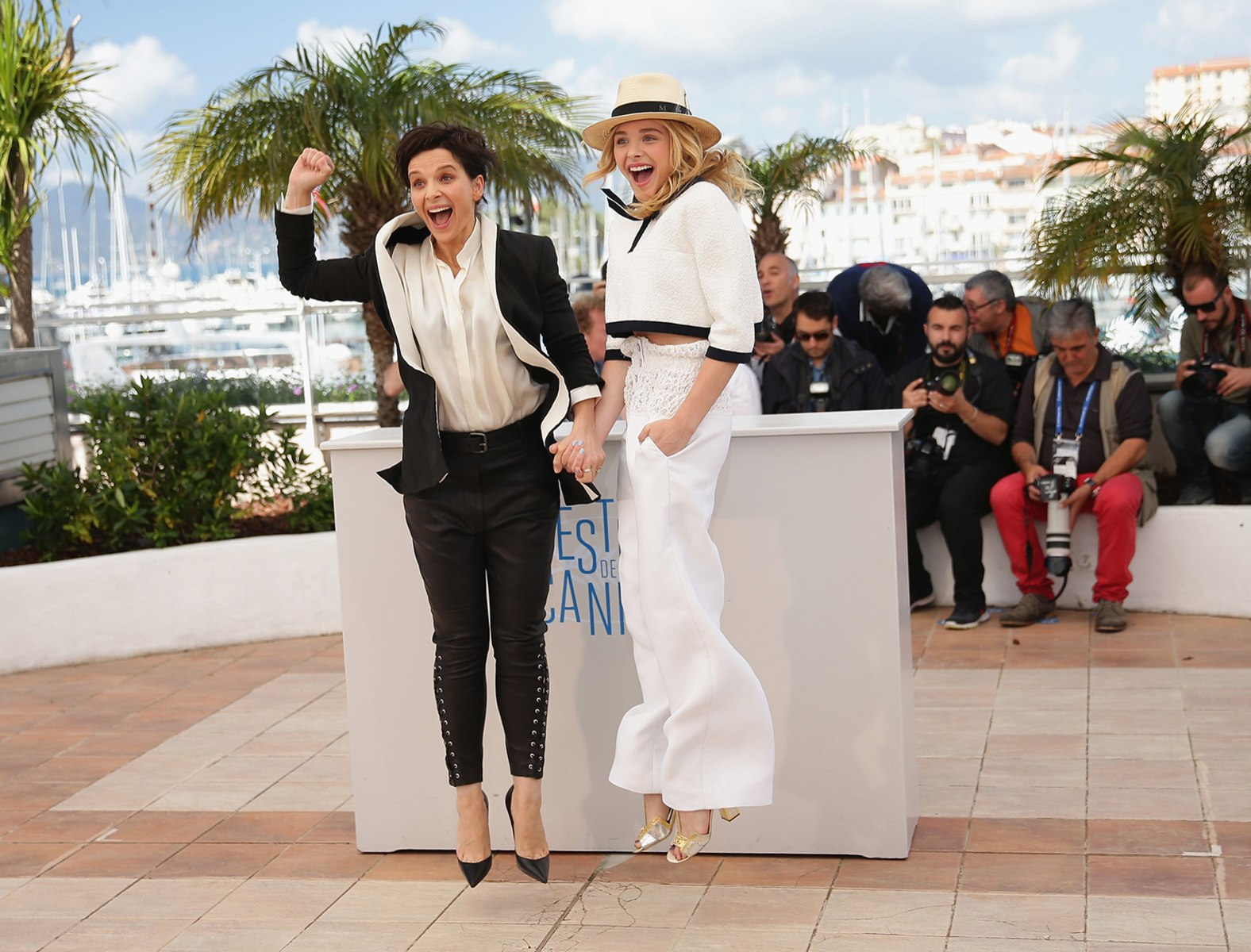 "Image: ""Clouds Of Sils Maria"" Photocall - The 67th Annual Cannes Film Festival"