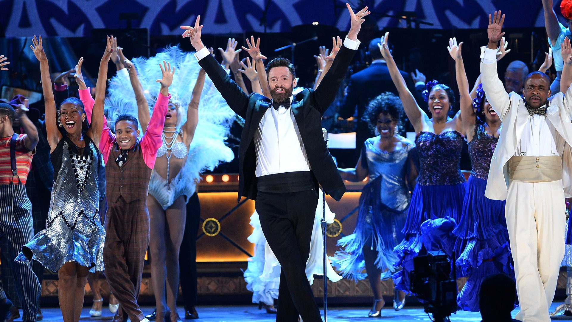 Image: 2014 Tony Awards - Show