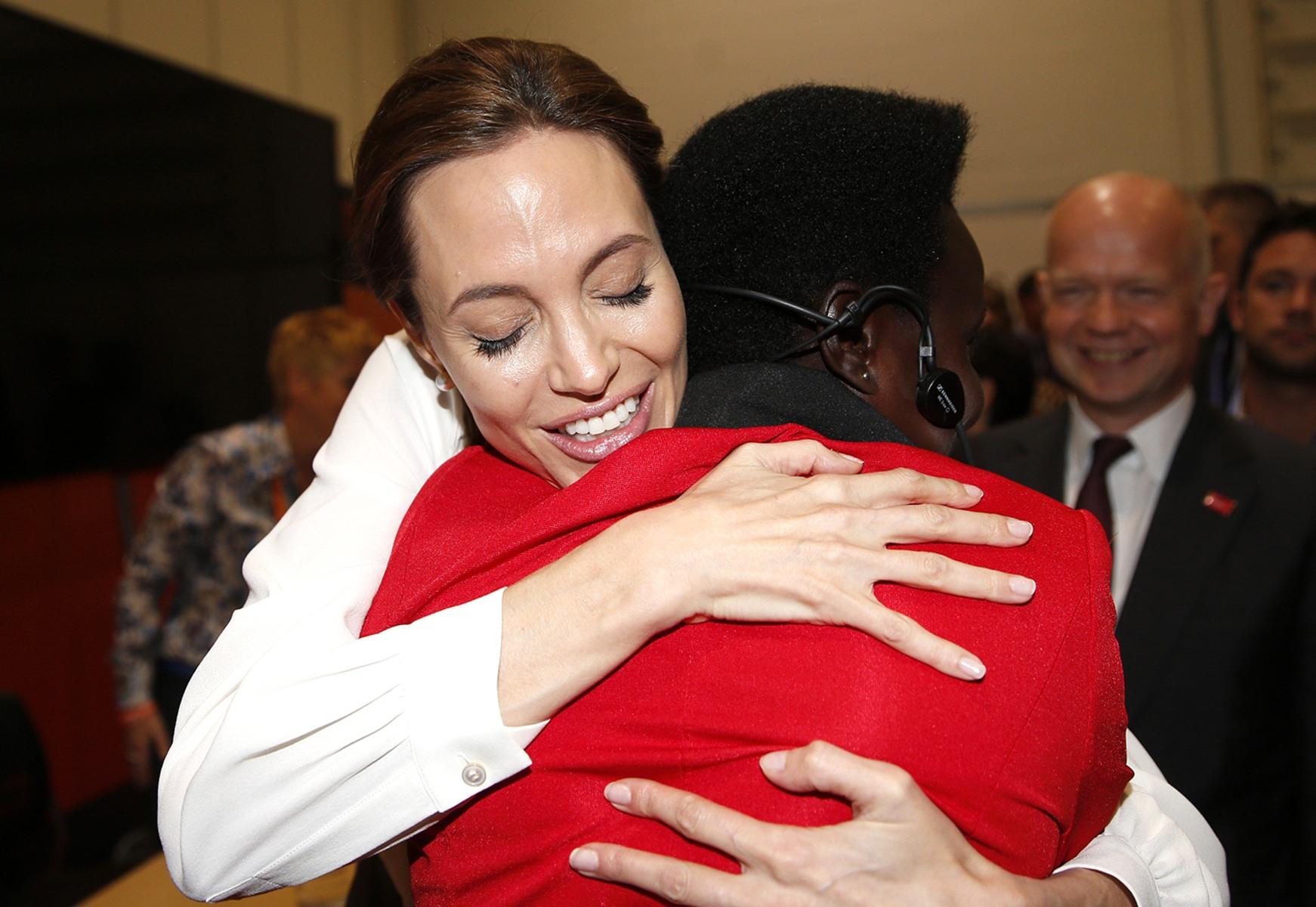 Image: Angelina Jolie
