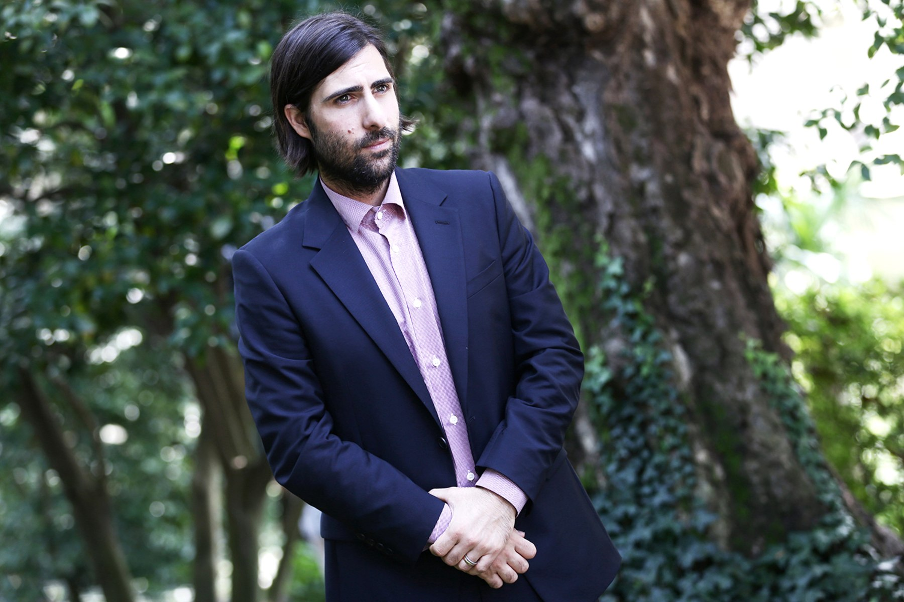 Image: Jason Schwartzman Portrait Session - 67th Locarno Film Festival