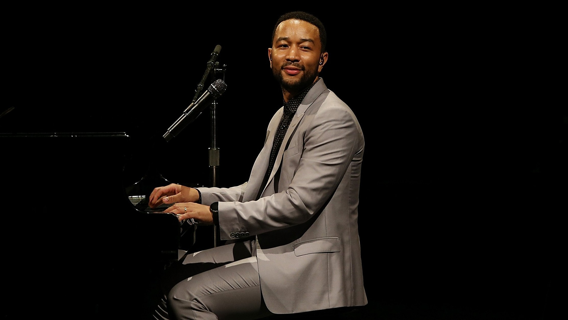 Image: John Legend Performs At The Greek Theatre