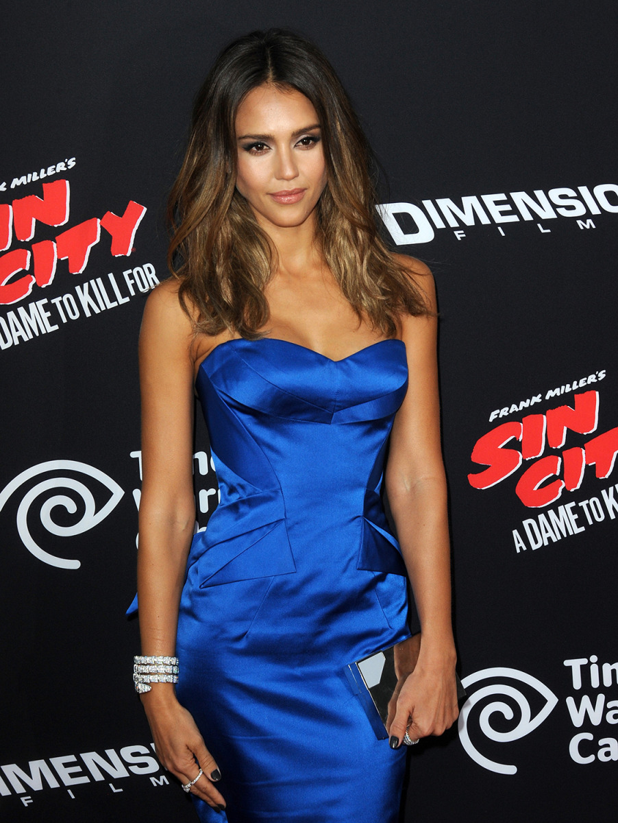 "Image: Premiere Of Dimension Films' ""Sin City: A Dame To Kill For"" - Arrivals"
