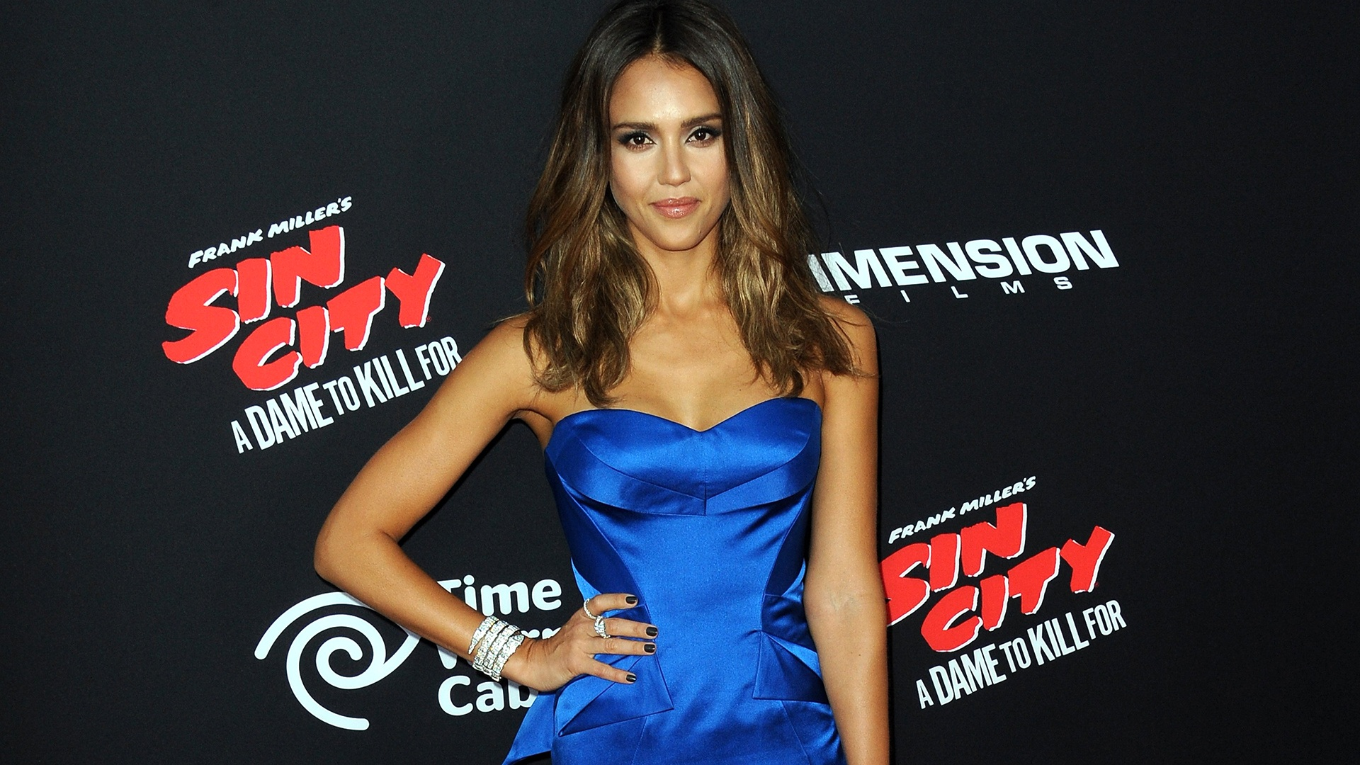 """Image: Premiere Of Dimension Films' """"Sin City: A Dame To Kill For"""" - Arrivals"""