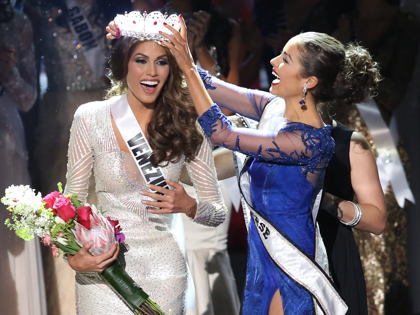 Image: Miss Universe Pageant 2013 - Show