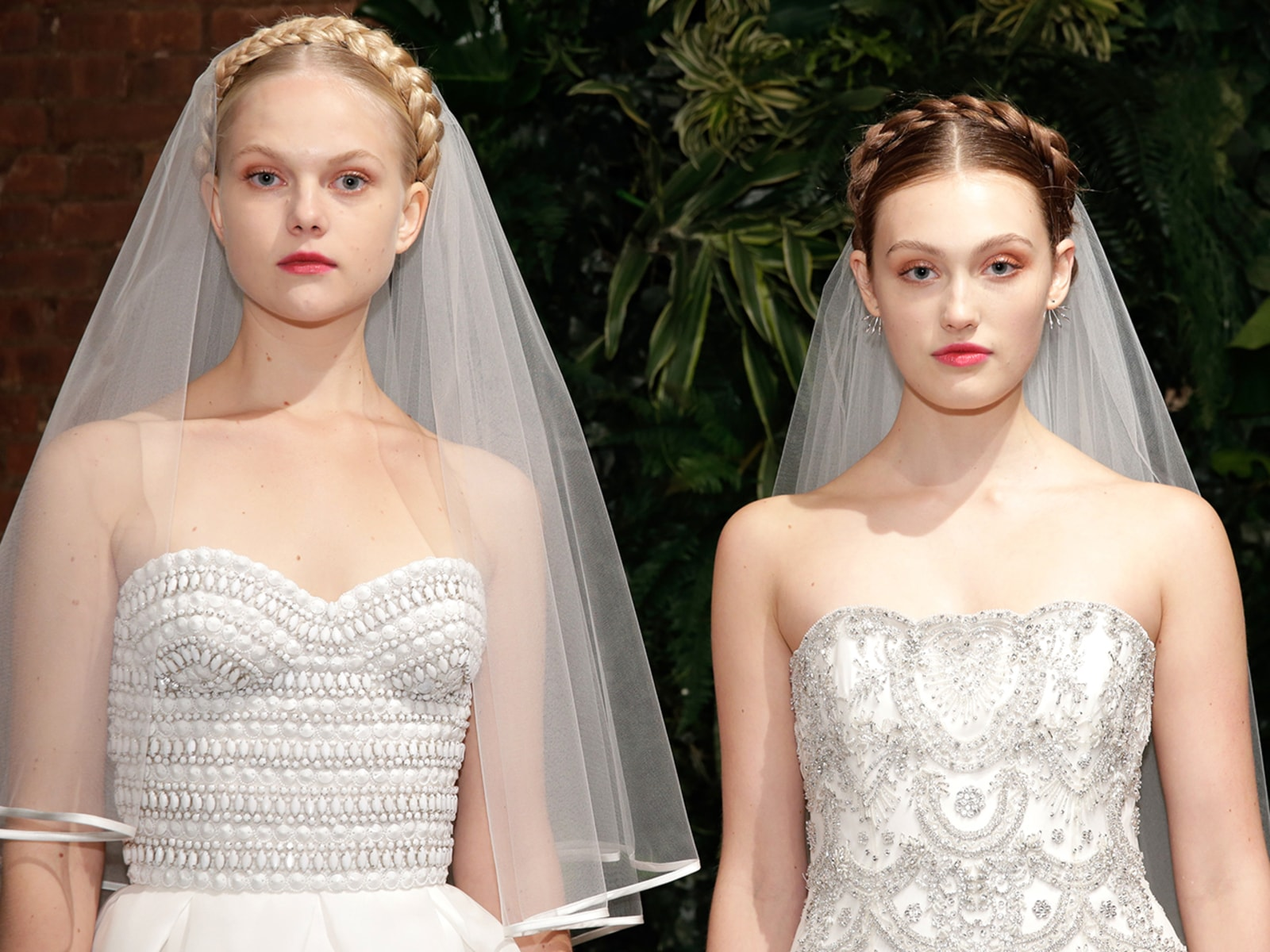 Image: Fall 2014 Bridal Collection - Naeem Khan - Presentation & Reception