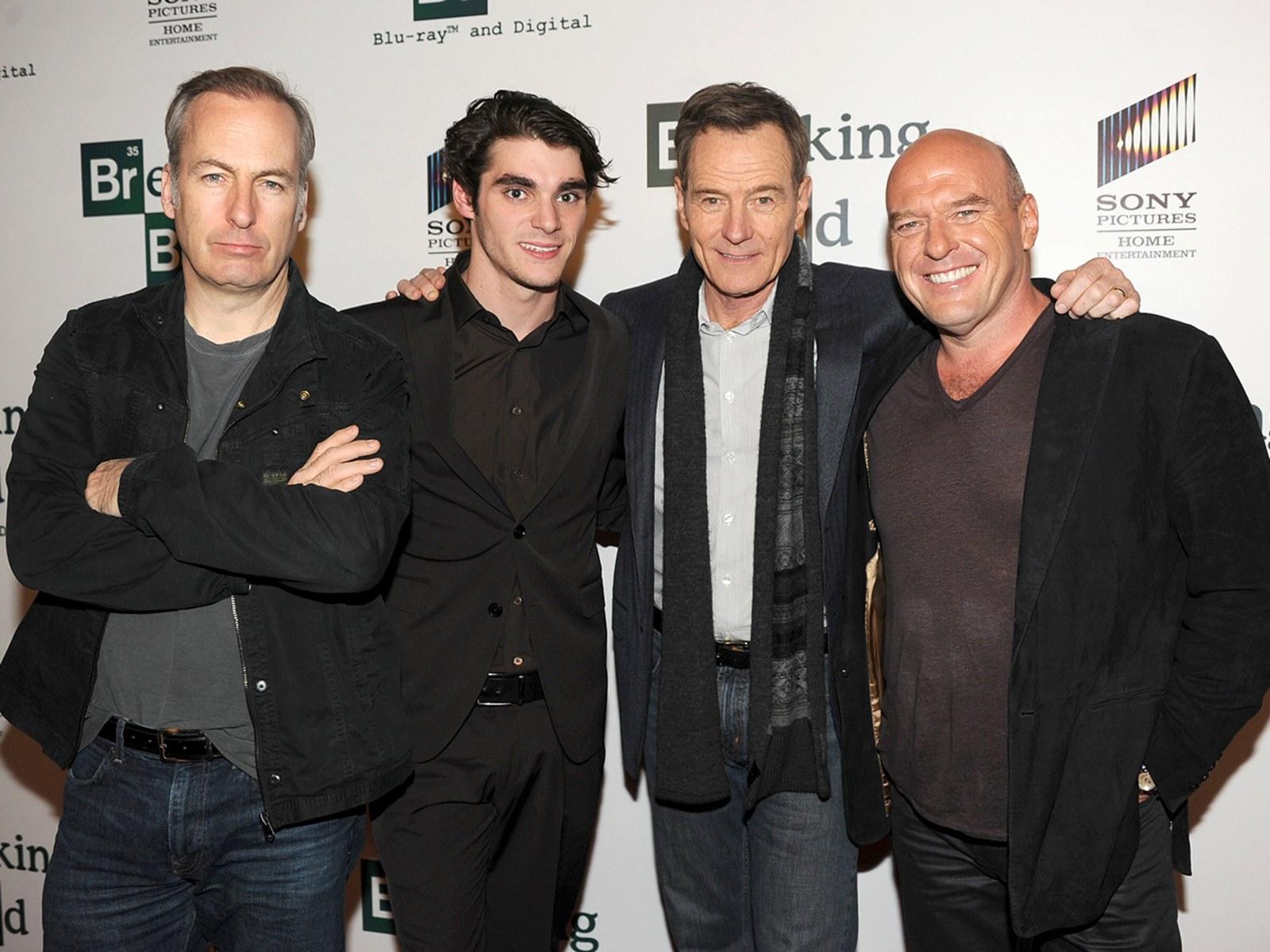 "Image: BESTPIX: ""No Half Measures: Creating The Final Season Of Breaking Bad"" DVD Launch - Red Carpet"