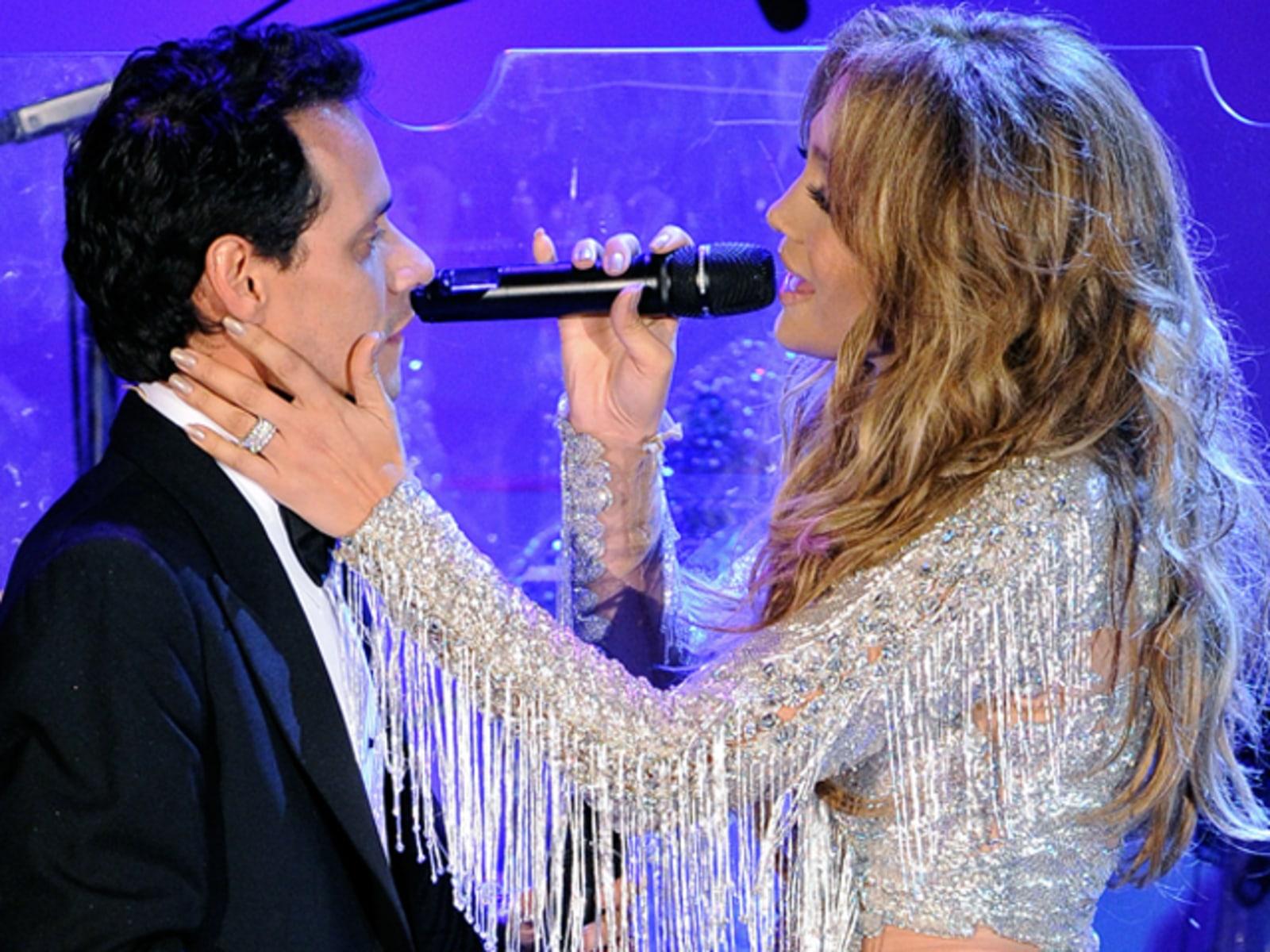 Image: Marc Anthony, Jennifer Lopez