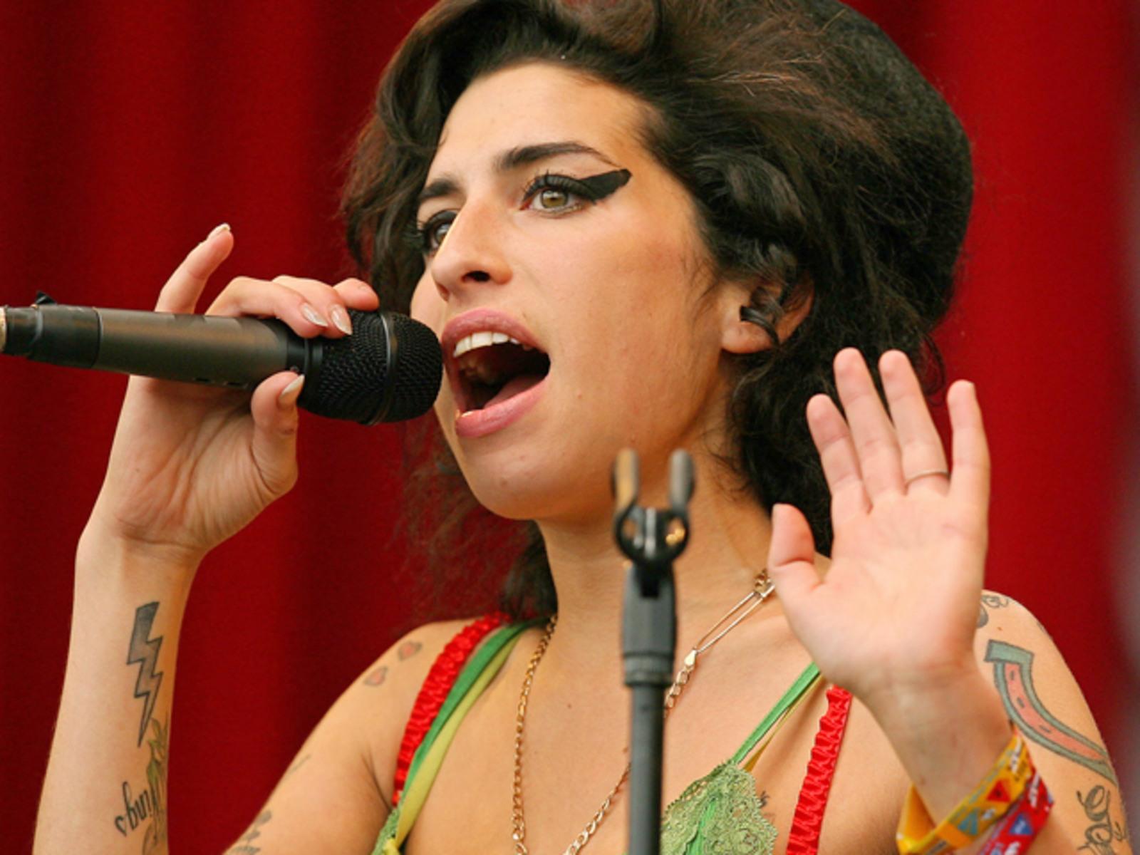 Image: Amy Winehouse