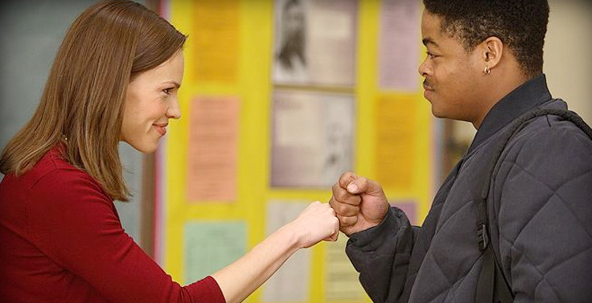 freedom writers argumentative Special dvd features include deleted scenes making 'a dream' freedom writers family freedom writers: the story behind the story and a photo gallery.