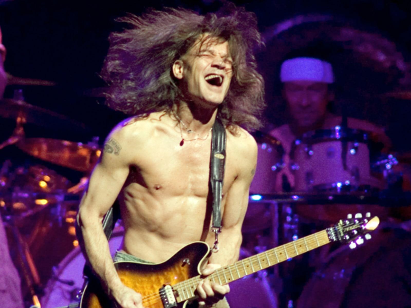 Van Halen in concert at the Mandalay Bay Events Center