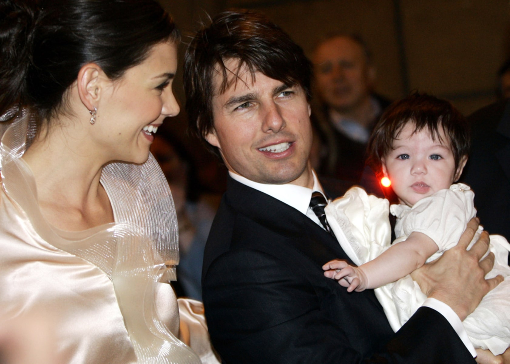 tom cruise reunites with daughter suri in nyc todaycom