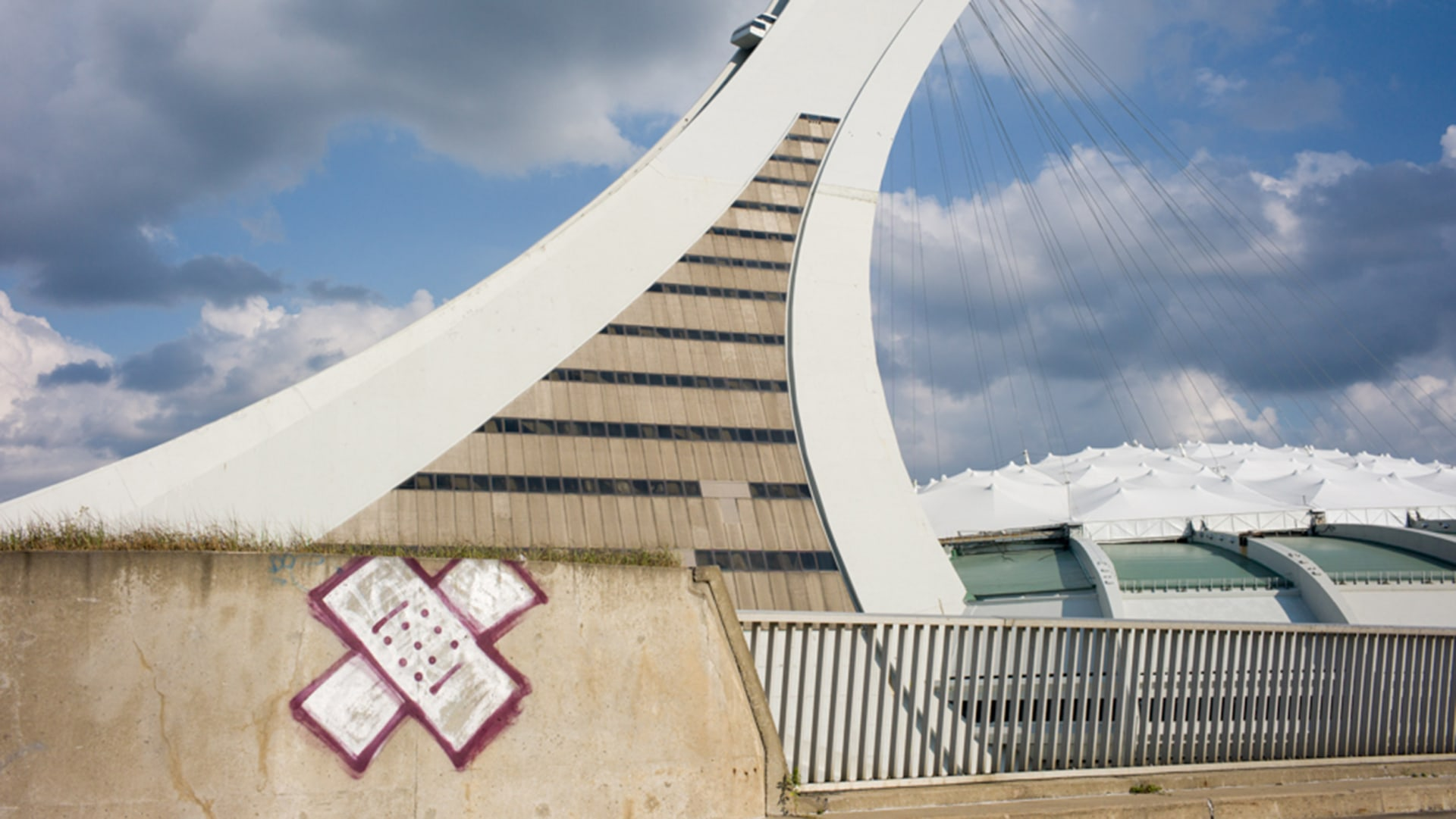 Locations Of Olympic Venues Today Olympic Stadium Of Past Today Ss Slide