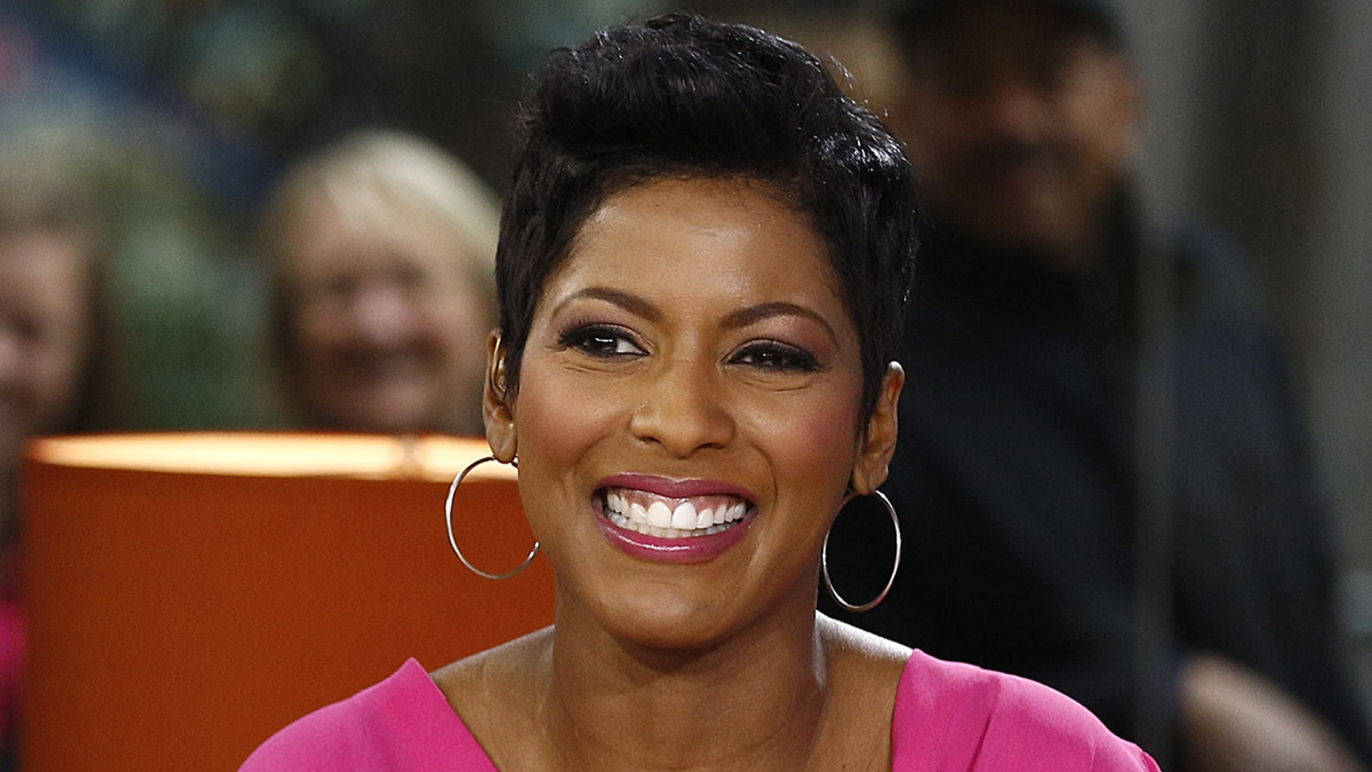 Tamron Hall Joins The Today Family Today Com