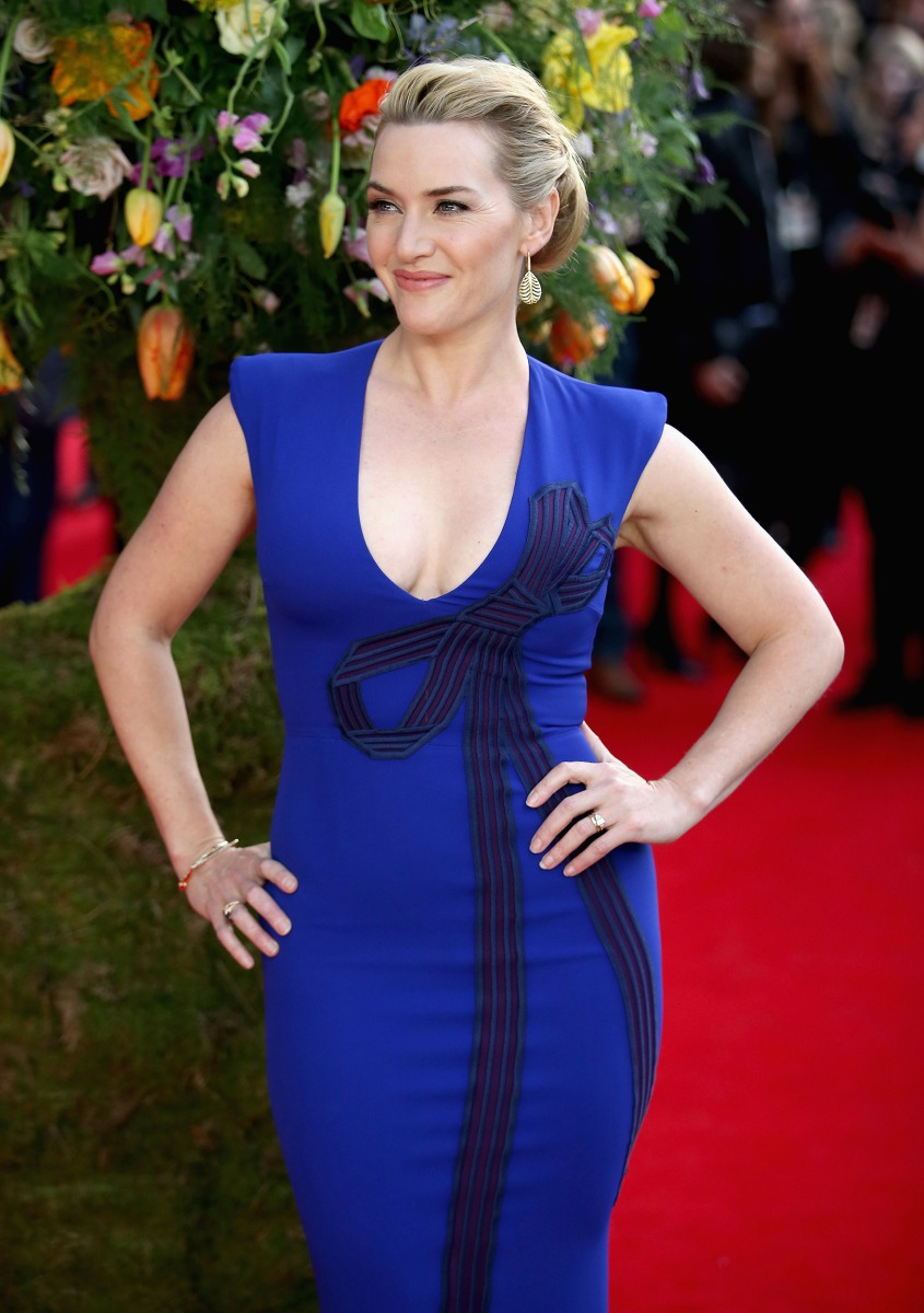 Kate Winslet U0026 39 S Red Carpet Evolution See Her All Time Best