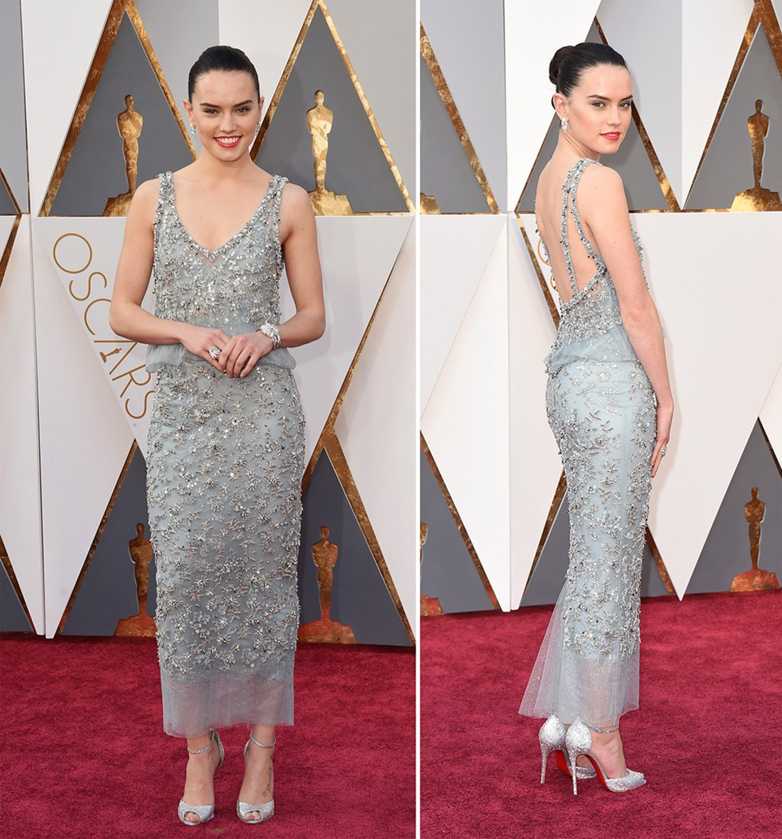 All the Looks From the 2017 Oscars Red Carpet - ELLE