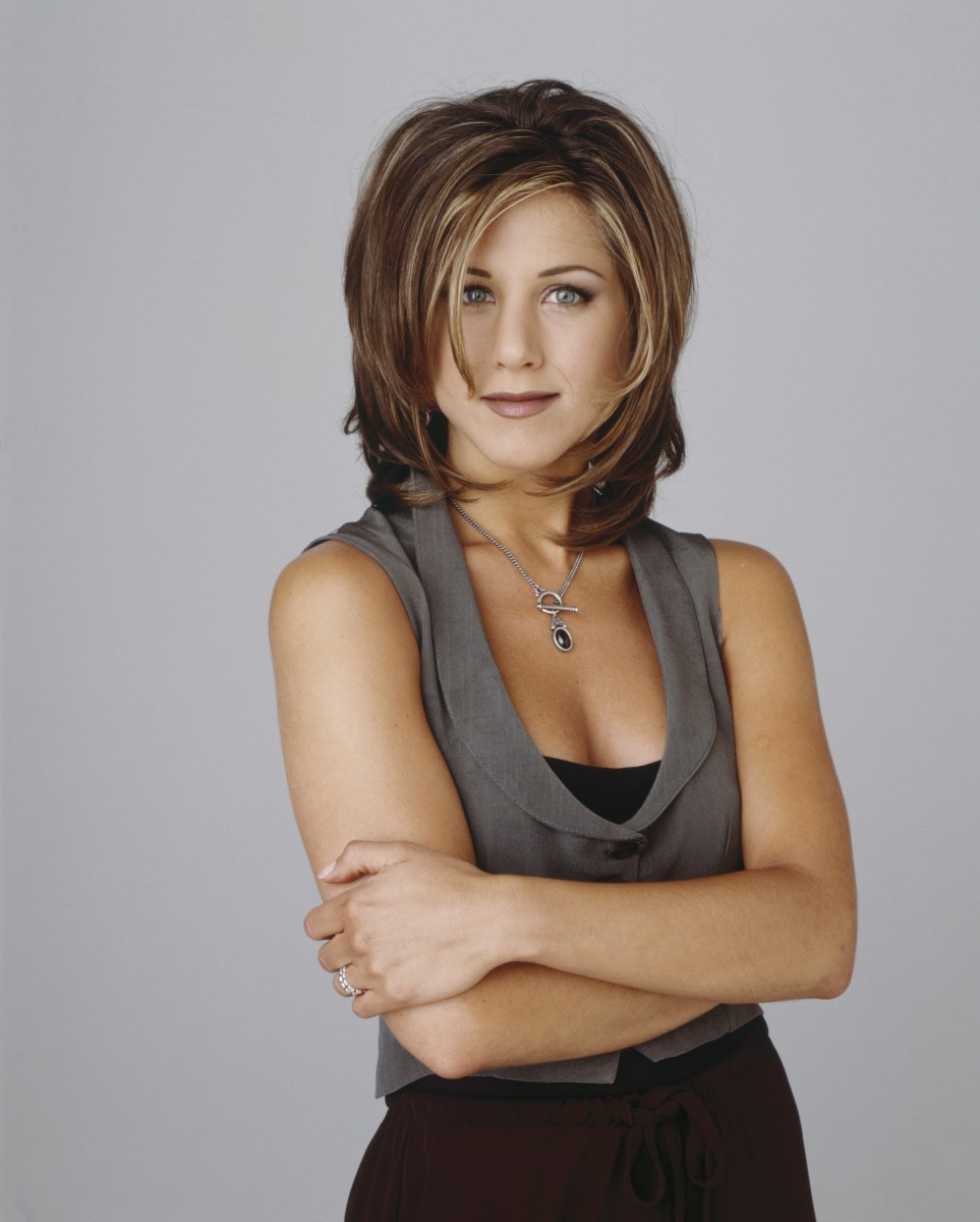 Jennifer Aniston Hair Friends