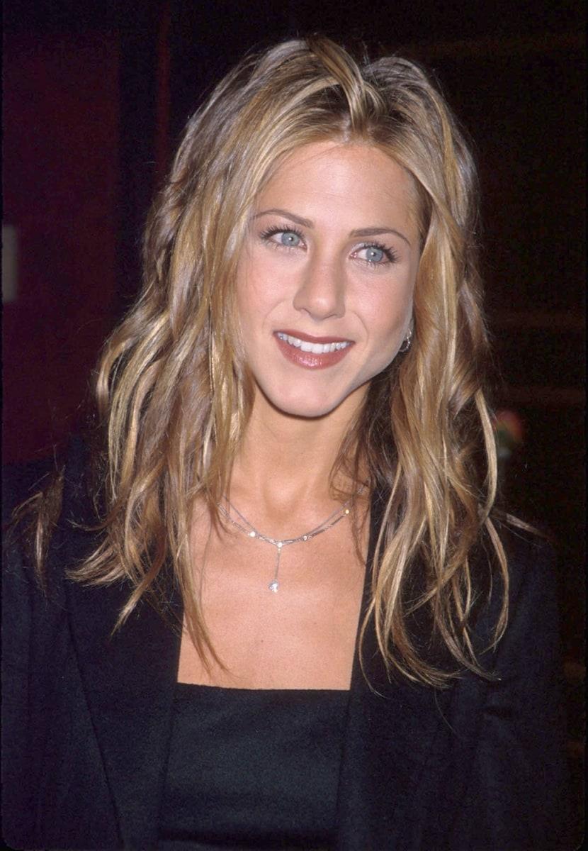 Jennifer Aniston's hai...