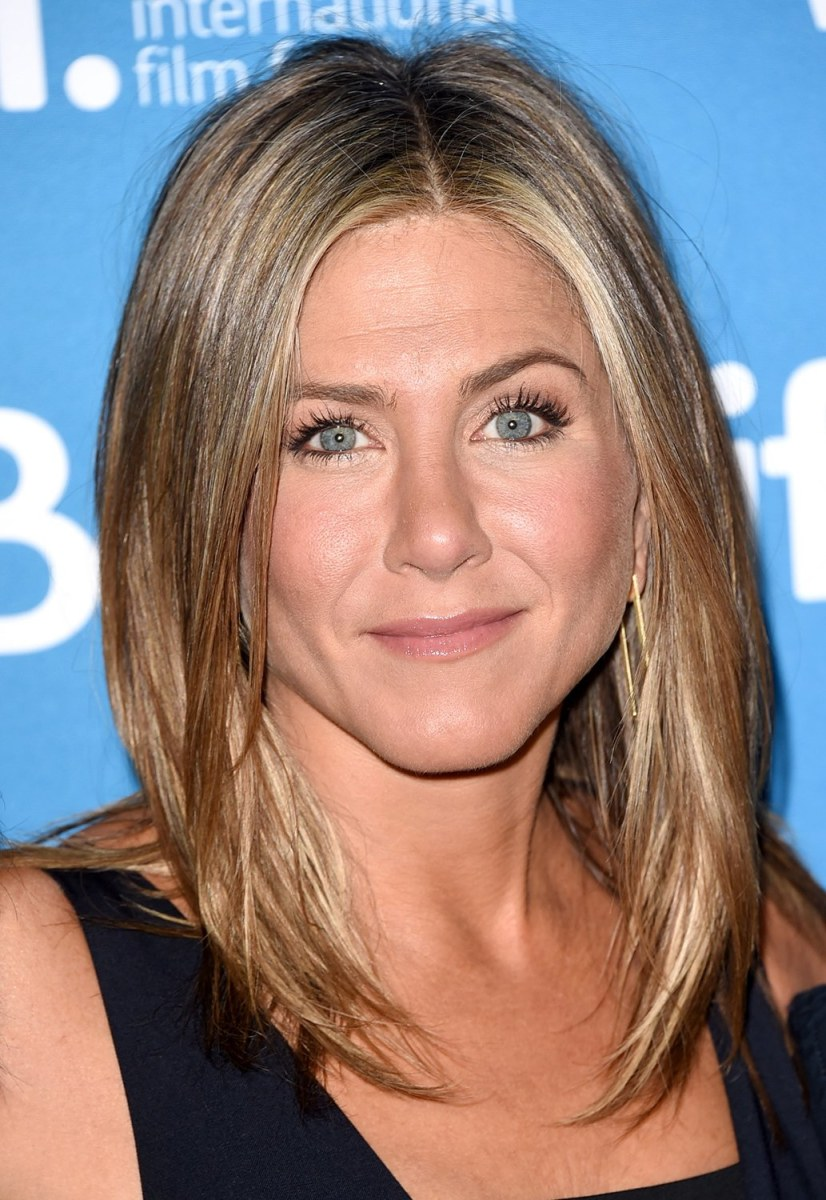 in style hair 2014 aniston s hairstyles amp hair evolution today 8372